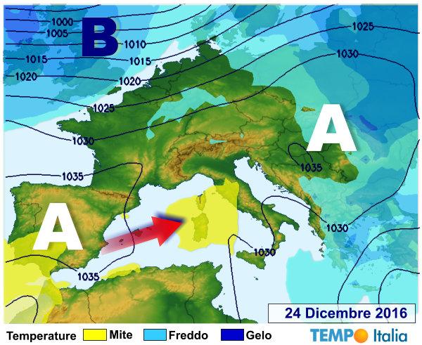 Meteo Asti: neve martedì, piogge mercoledì, bel tempo giovedì