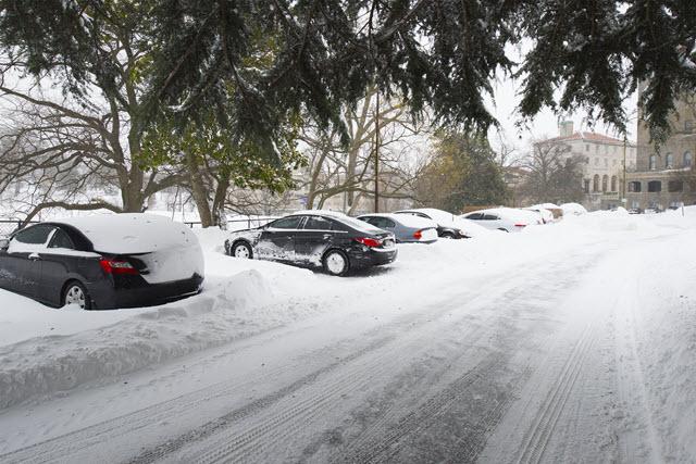 Maltempo, neve e gelo: