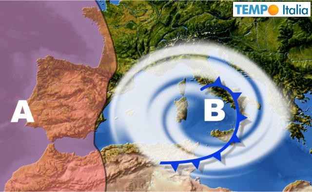 Previsioni meteo Emilia Romagna, venerdì 10 marzo