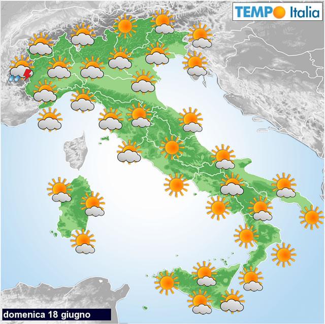 Su Latina e provincia arriva l'anticiclone Caronte, il super-caldo è servito