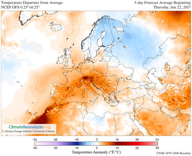 Ancora afa: tra domani e domenica ondata di calore in 10 città