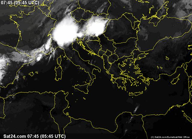 Meteo: dopo il caldo record arrivano i temporali al Nord