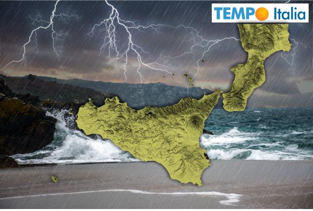 Maltempo, situazione drammatica a Reggio Calabria: un morto, danni gravissimi