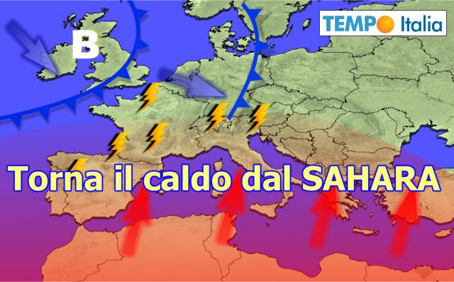 Meteo, arriva Lucifero: settimana di caldo 'infernale' per l'Italia