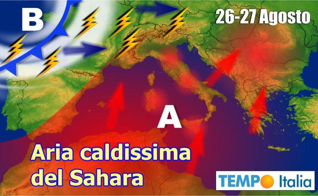 Dopo Lucifero, ecco Polifemo: nuova ondata di caldo torrido in arrivo