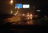 Lombardia, spavento per molti automobilisti per la tempesta di fulmini, grandine e nubifragio