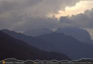 Trentino e parte di Alto Adige sotto forti temporali