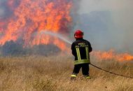 Disastrosi incendi in Sardegna. Non è autocombustione