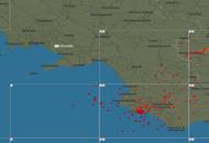 Campania, temporali nella notte sulle coste. Attualmente nel Cilento. PREVISIONE