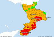 Calabria oggi è atteso forte maltempo