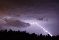 Cagliari pioggia con temporale, ma è subito emergenza meteo