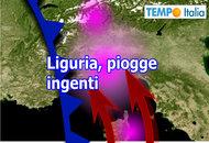 Liguria, condizioni meteo avverse. È un incubo che si ripete