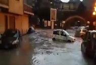 Mezza nuovamente Sicilia alluvionata e colpita da nubifragi. Meteo estremo a ripetizione