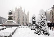 Meteo Milano, arriva il freddo. Fiocchi di neve?