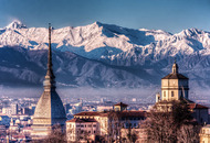 Meteo Torino: gelate notturne. Peggiora nel fine settimana con un po' di neve