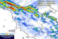 Meteo Toscana, domani è atteso un peggioramento di media intensità