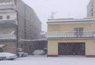 Basilicata, forti nevicate in provincia di Potenza