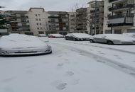 Puglia, altre nevicate anche oggi, sino alla costa