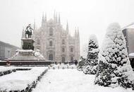 Meteo MILANO, freddo, gelate e poi rischio gelicidio e neve