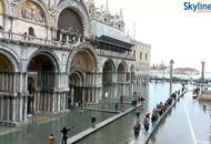 Meteo Venezia: acqua alta, città allagata. Gelo nel fine settimana