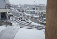 San Marino, arriva la neve anche in Emilia e a tratti in Romagna