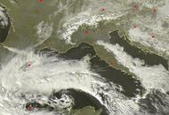 Tempesta sulla Sardegna: è emergenza meteo con allerta Protezione Civile. Piogge intense sulla neve