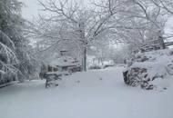Sardegna, altre nevicate nel Gennargentu