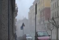 Marzo, la peggiore Bora dell'Inverno. Trieste nella furia di condizioni meteo ostili
