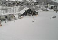 Abruzzo, spruzzate di neve in Appennino