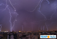 Meteo TORINO: temporali localmente intensi