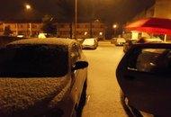 Abruzzo, inizia la neve sino alla costa