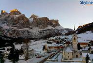 Alto Adige, -20°C nei fondovalle