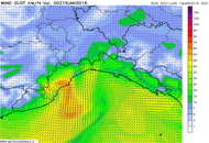 Meteo Liguria, la possibilità di neve si estende a Genova e Savona