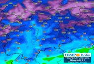 Meteo TRENTINO ALTO ADIGE: gelate notturne diffuse ovunque. Picchi di -20°C