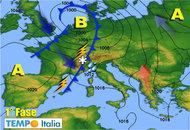 METEO sino al 6 Ottobre marcate variazioni del tempo che avrà caratteristiche autunnali