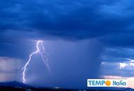 Meteo PALERMO: temporali anche di forte intensità