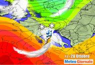 METEO 19 - 25 Ottobre: forti anomalie, l'autunno fa sul serio