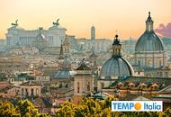 Meteo ROMA: rapido calo della temperatura nel fine settimana