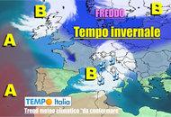 METEO 18 – 24 Novembre: Autunno con anticipo d'INVERNO. FREDDO e anche MALTEMPO