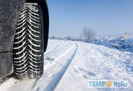 Meteo improvvisamente avverso: obbligo gomme e catene da neve anticipato