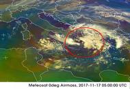 Meteo estremo: un chiarimento sugli effetti del ciclone mediterraneo