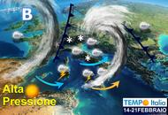 Lungo periodo di MALTEMPO, si andrà oltre metà mese. Pioverà tantissimo, super neve confermata su Alpi »