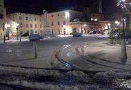 Super grandinata in Versilia: tutto bianco come se fosse neve