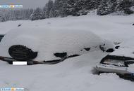 Prealpi venete, neve invernale di ottima qualità e quantità