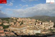 Umbria, qualche nube e temperatura prossima alla media del periodo