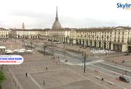 Meteo Torino: cielo coperto, minaccia pioggia. Pomeriggio a rischio temporale