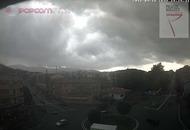 Meteo Piemonte, forti temporali in atto nella provincia di Biella