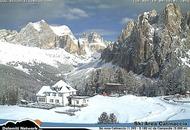 Meteo Trentino Alto Adige, notte di neve sotto i 1300/1500 metri