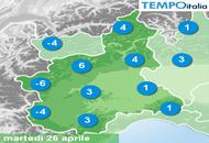 Meteo Piemonte: bel tempo e Primavera, ma nel fine settimana su Alpi c'è rischio di peggioramento