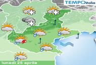 Meteo Veneto: la Primavera potrebbe portare la neve sino alla bassa montagna